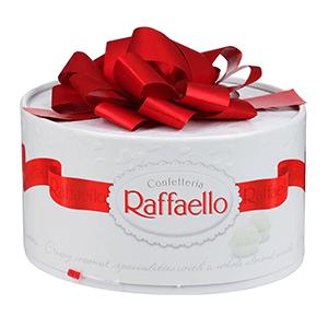 Подарок на новый год - Набор конфет «торт Рафаэлло»
