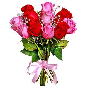 Экспресс букет +30% цветов с доставкой в Тихвине
